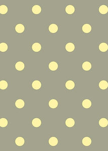 Broste Dot Tea Napkin - Banana