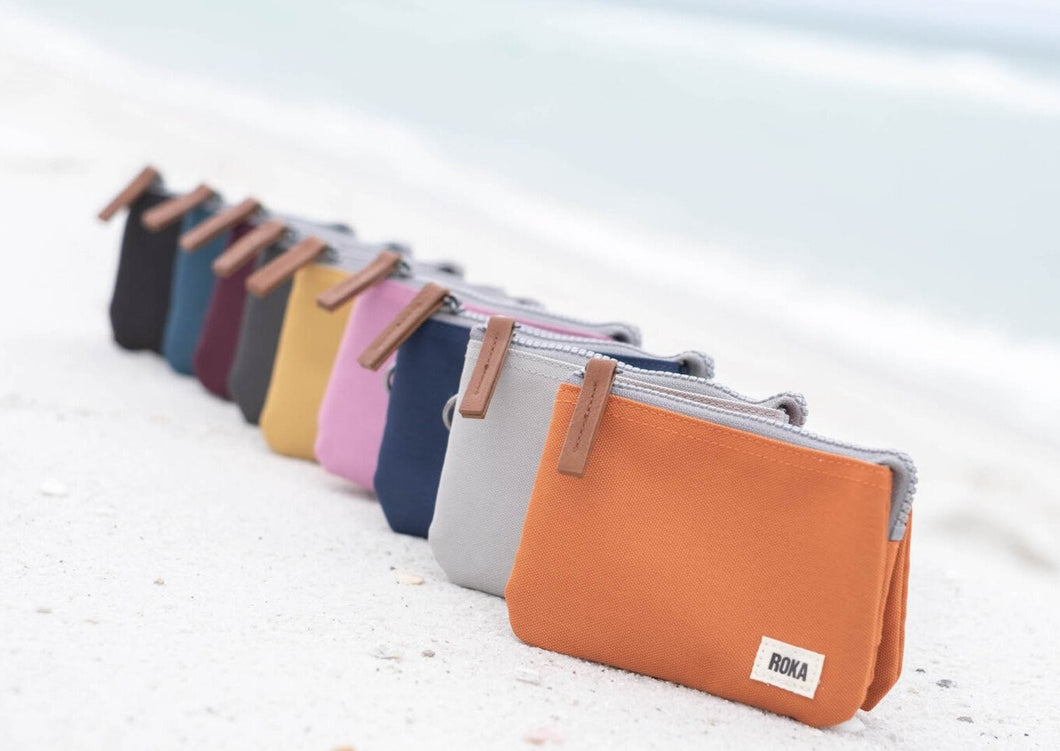 Roka Sustainable Carnaby Wallet (9 colours)