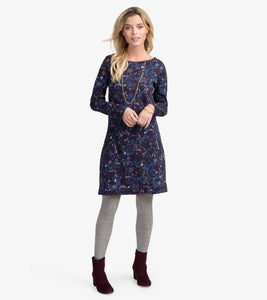 Hatley Autumn Tapestry Zoe dress - SANDS