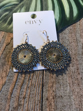 Envy Boho Mint Beaded Earring - Sands Boutique clothing and gifts