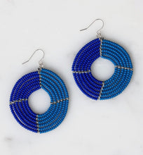 Ngara Beaded Earrings by Bohemia Design - Sands Boutique clothing and gifts