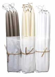 Broste - Dipped Taper Candles (3 Colours)