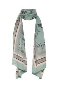 CREAM MIRANESA SCARF 10401091 - Sands Boutique clothing and gifts