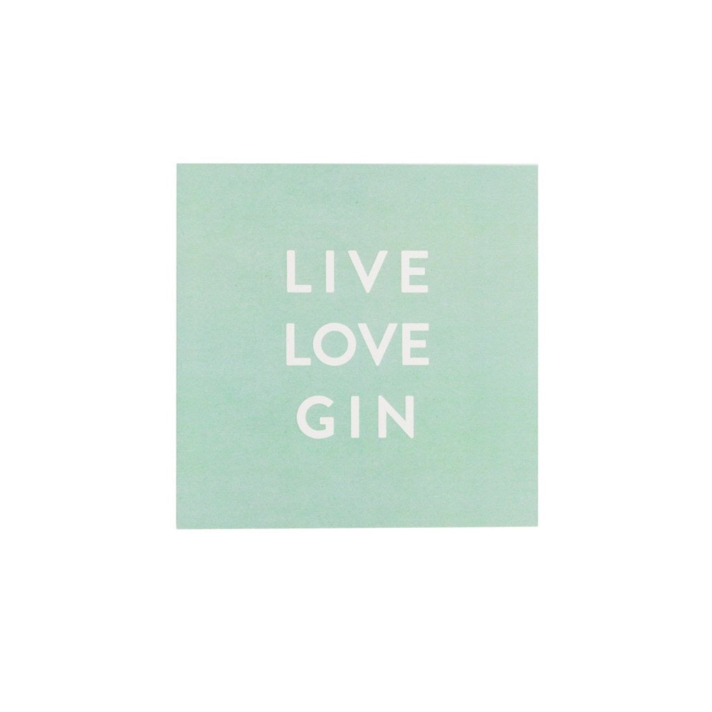 Liga of Cornwall Live Love Gin