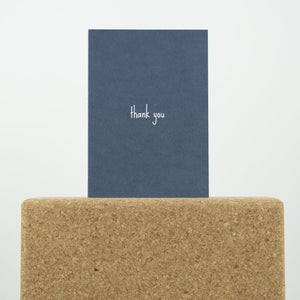 Liga of Cornwall Thank You Card