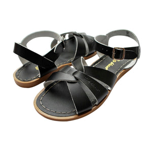 Salt-Water - Original Black Leather Sandals - Sands Boutique clothing and gifts