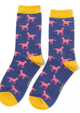 Miss Sparrow Horse Bamboo Socks - 3 Colours