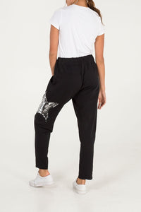 Sands Sequin Star Joggers - Sands Boutique clothing and gifts
