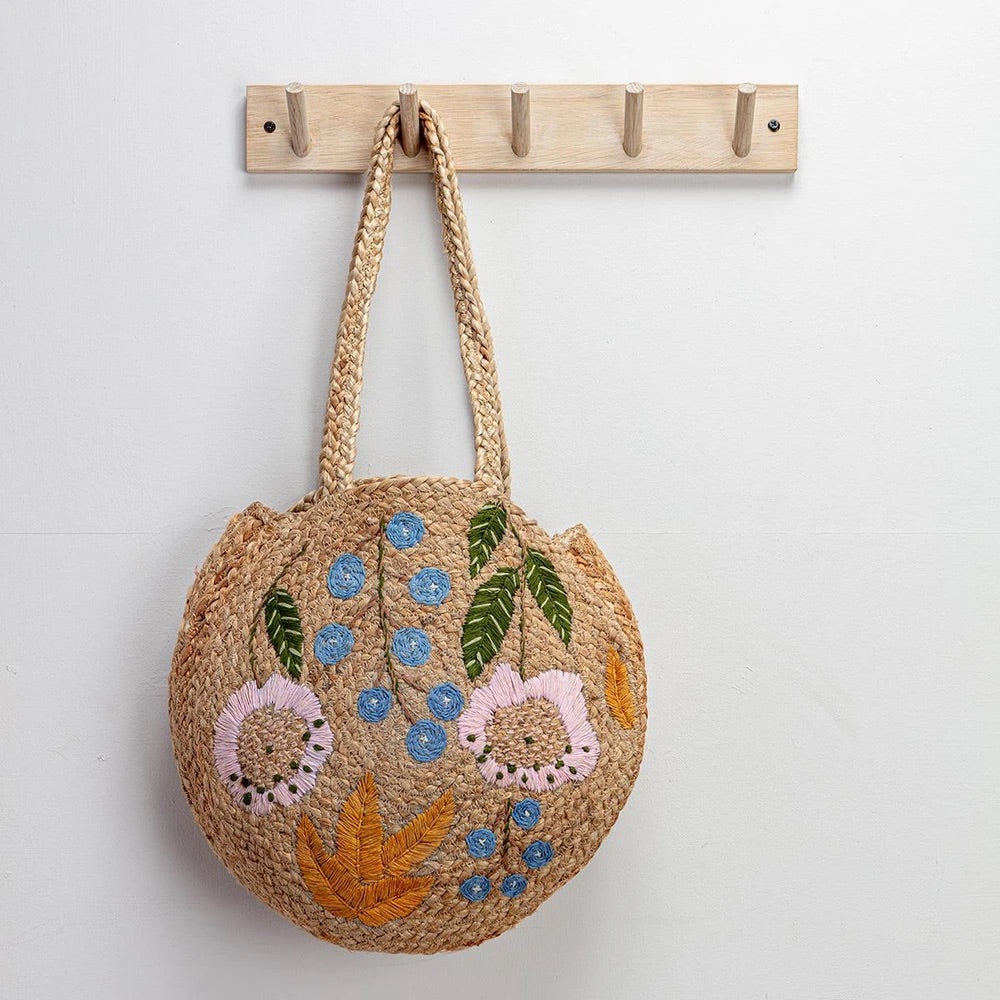 Sands Lulu Embroidered Shopper