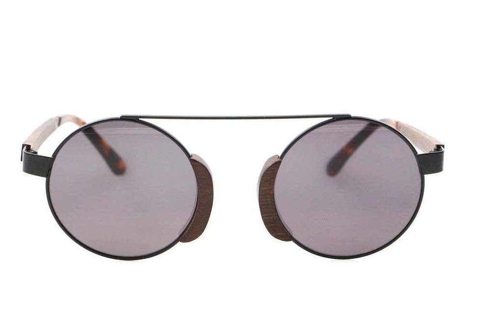 The Morpheus Sunglasses- SILVER / SMOKE LENSES - Sands Boutique clothing and gifts
