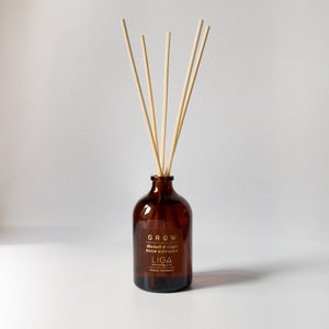 Liga of Cornwall Grow Rhubarb and Ginger Room Diffuser
