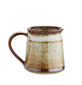 Madam Stoltz - Stoneware Glazed Mug - Sands Boutique clothing and gifts
