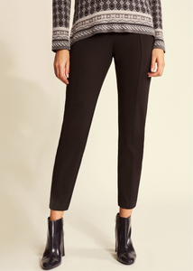 Hatley Kate Ponte Pants - Classic Black