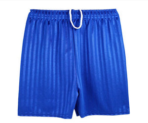 Royal Blue School Sports Shorts £5.50