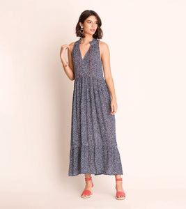 Hatley Naomi Maxi Dress - Micro Dots