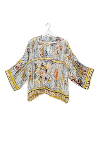 One Hundred Stars Zodiac kimono