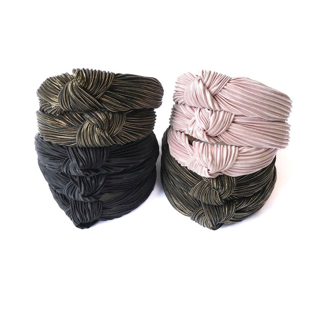 Metallic Headbands - Sands Boutique clothing and gifts