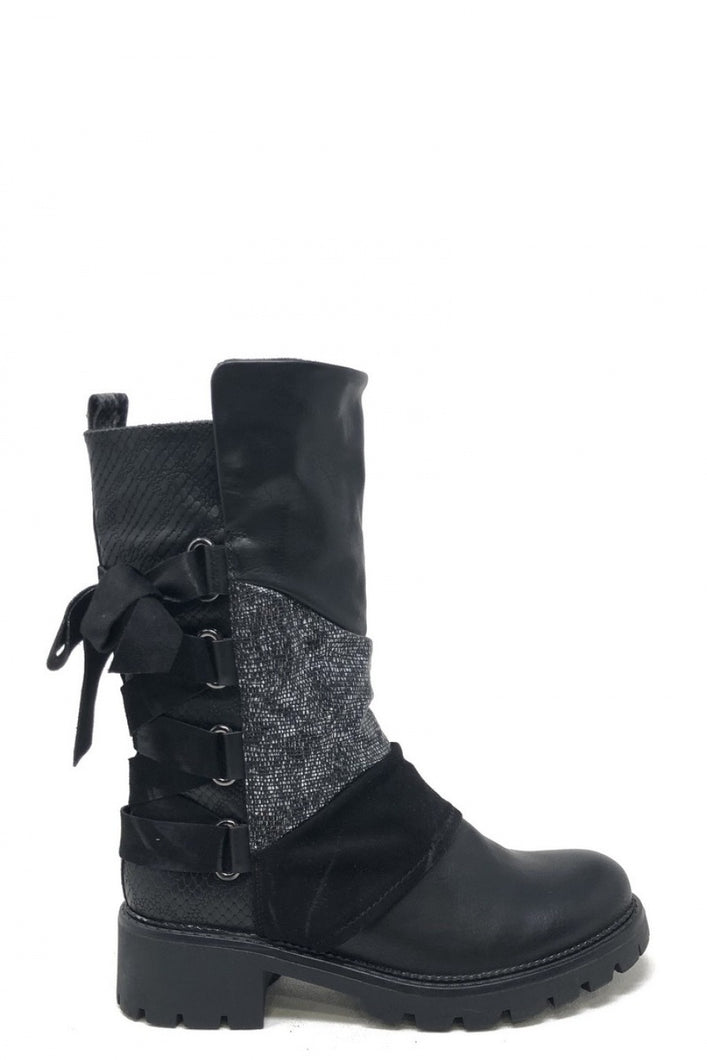 Maggie May Boots - Black