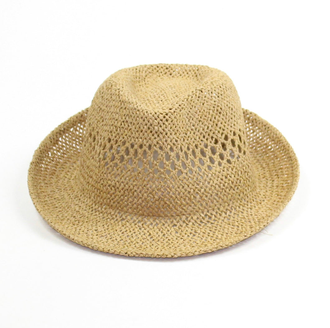 Hadley Trilby Summer Hat - Sands Boutique clothing and gifts