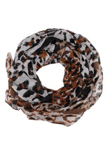 Soya Concept AMARA 1 Animal scarf - Sands Boutique clothing and gifts