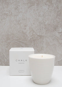 Chalk Candle 150ml - 3 Fragrances