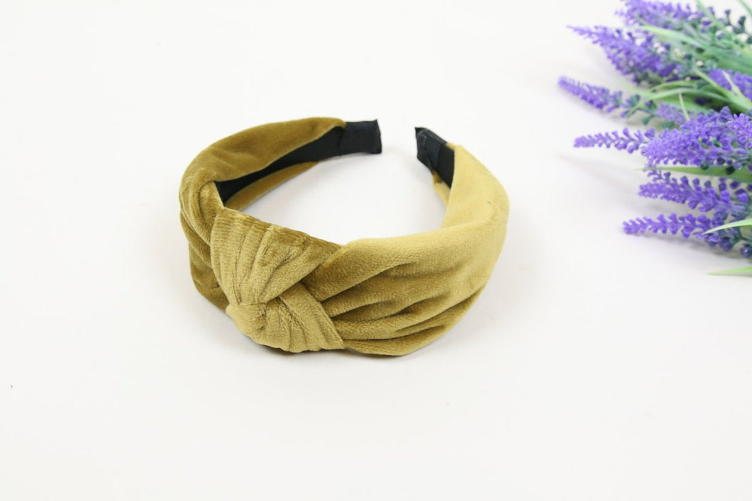Velvet Knot Headbands - Sands Boutique clothing and gifts