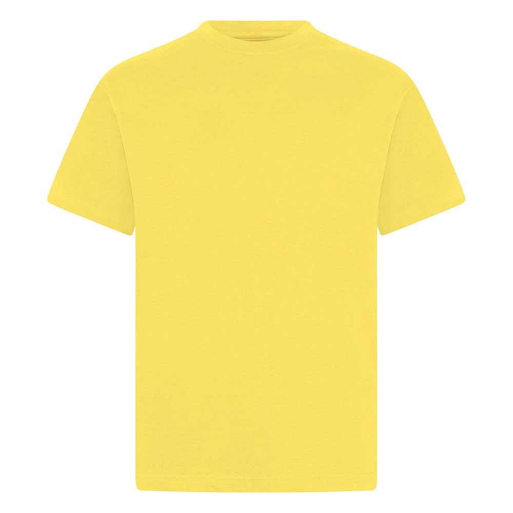 St Meriadoc Infant Yellow Badged  PE T Shirt