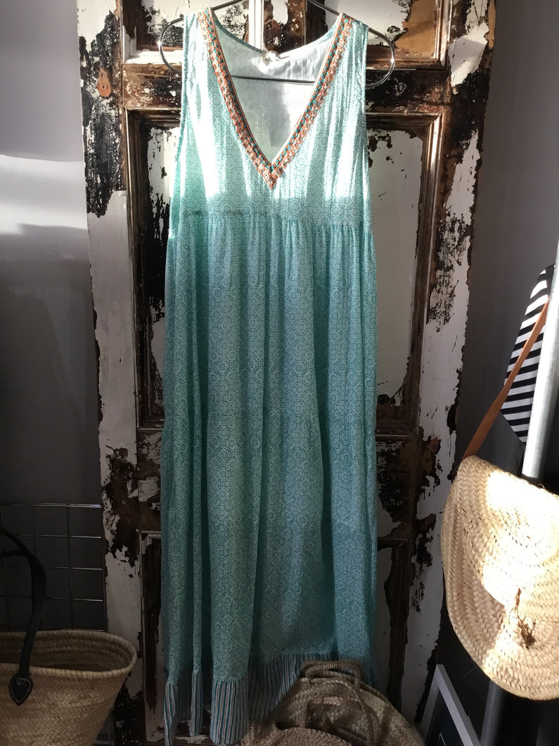 Lara Ethnics - Maxi Dress - Sands Boutique clothing and gifts