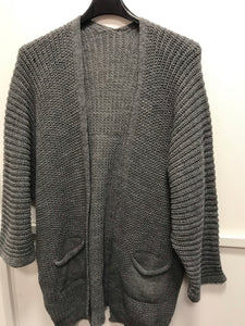 Sands Ribbed Cardigan