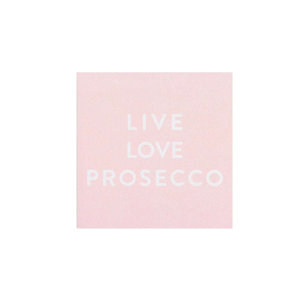 Liga of Cornwall Live Love Prosecco