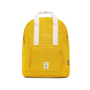 Lefrik Capsual Backpack - Mustard