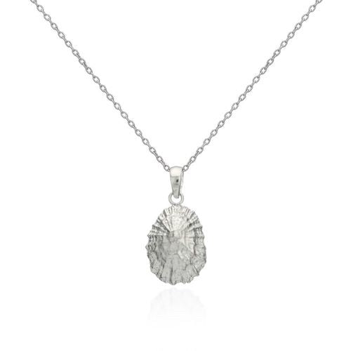 Sands Exclusive Silver 925 Limpet Shell Pendant
