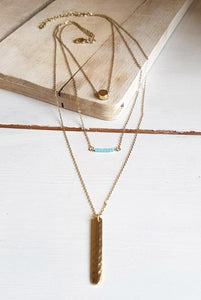 Nomads Drop Pendant - Sands Boutique clothing and gifts