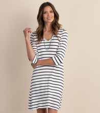 Hatley Elsie Dress - Navy Stripes - Sands Boutique clothing and gifts