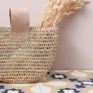 Bohemia Design Half Moon Forage Basket - Sands Boutique clothing and gifts