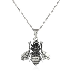 Sands Silver Bee Pendant
