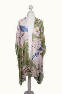 One Hundred Stars Blossom and Birds Throwover - Sands Boutique clothing and gifts