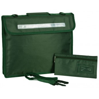 St Merdiadoc infant School Premium Book Bag With Pencil Case