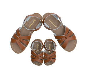 Saltwater Sandals Original in Tan (Ladies) - Sands Boutique clothing and gifts