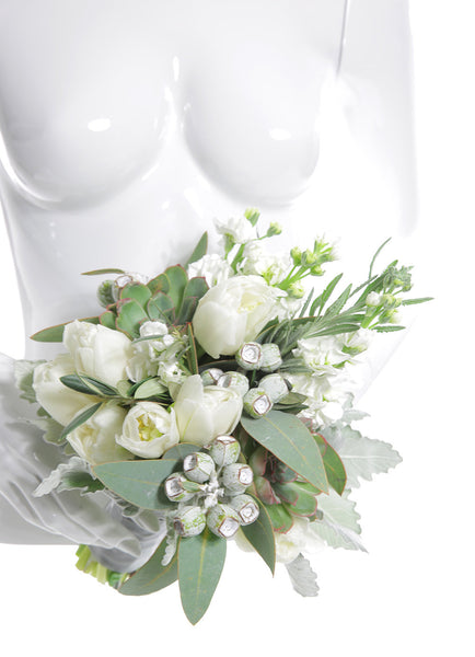 Eternity Bridesmaid Bouquet