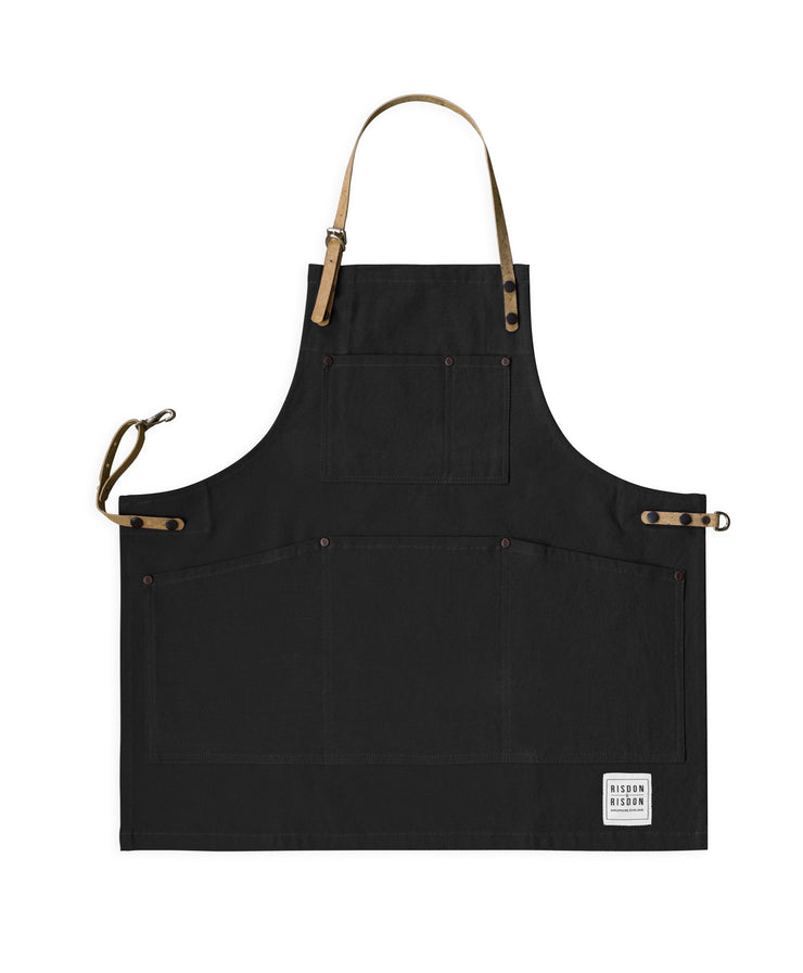 Child's Original Apron with Cork Straps - available in canvas or denim