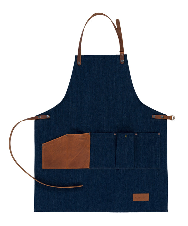 Gardener's Canvas or Denim Apron