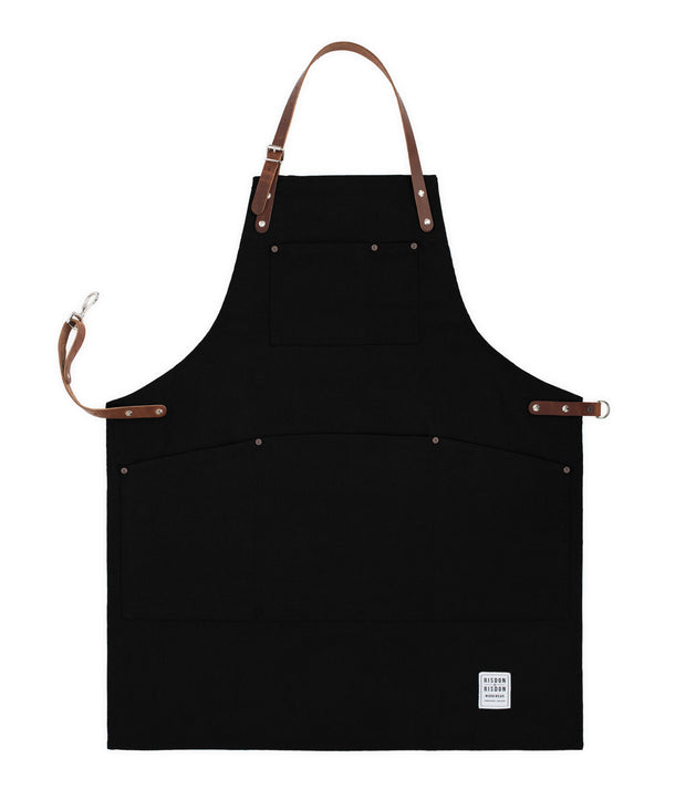 Original Apron with Leather