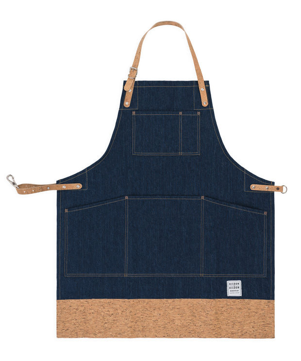 Original Apron with Cork Straps and Trim