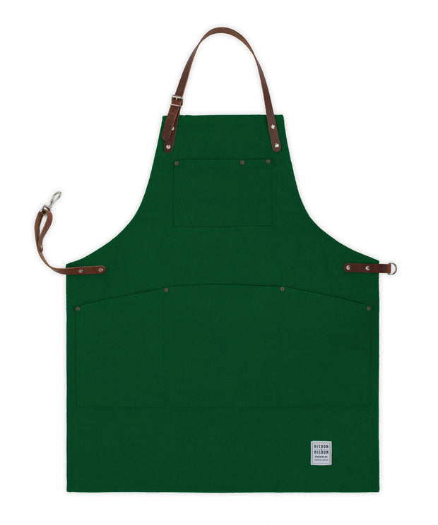 Original Apron with Leather Straps