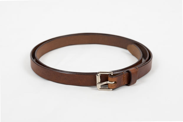 Full Grain Leather Belt 20mm Width