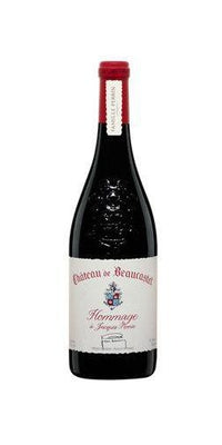 Chateau de Beaucastel, Chateauneuf du Pape Hommage a Jacques Perrin 2012-Wine-Hook & Ford Wine