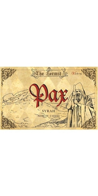 Pax The Hermit Syrah 2014-Wine-Hook & Ford Wine