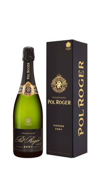 Pol Roger Brut Vintage 2009-Wine-Hook & Ford Wine