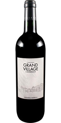 Chateau Grand Village 2011, Bordeax Superieur